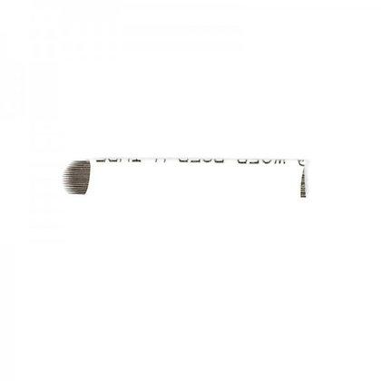 Microbladingnål #18 U 10-pack