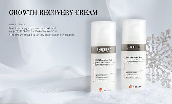 Thesera - Growth recovery cream