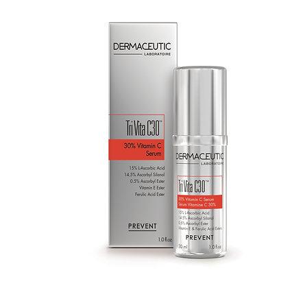 Dermaceutic - Tri Vita C30 (30% Vitamin C) Serum, 30ml