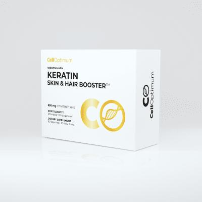 Celloptimum - Keratin skin & hair booster