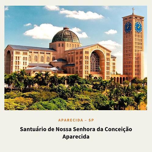 Excursão Santuário Nossa Senhora da Conceição Aparecida