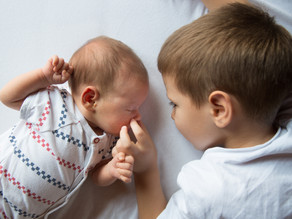 Bringing Home Baby: How to Prepare Siblings