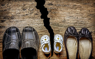 Parent and child shoes - Divorce.jpg