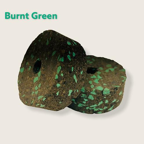 Burnt Green Burl