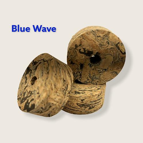 Blue Wave Burl