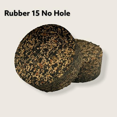Rubber 15 No Hole