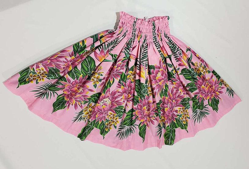 Floral Pink Pa'u