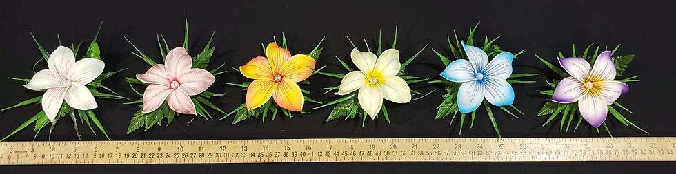 Plumeria (Semi-Detailed)