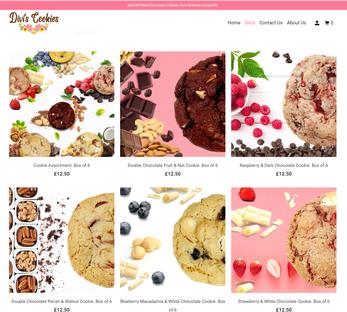 Divi's Cookies