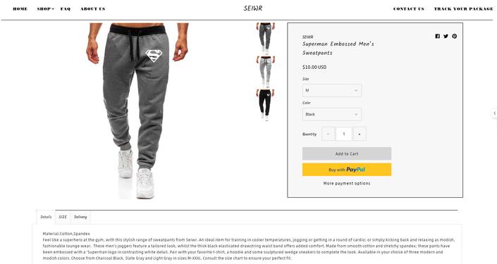 Sewir Clothing