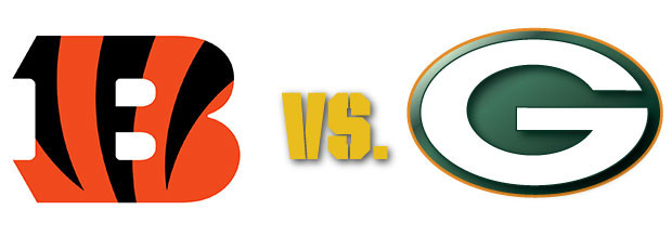 Game of the Week - Bengals @ Packers