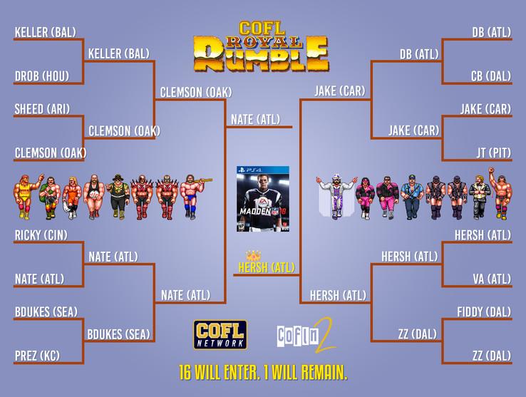 Royal Rumble 2: Rumble At The Dog Pound