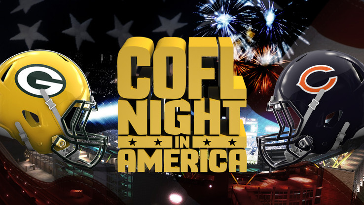 COFL Night In America Preview: Packers @ Bears