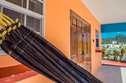 Balcony Deluxe One Bedroom Apartment