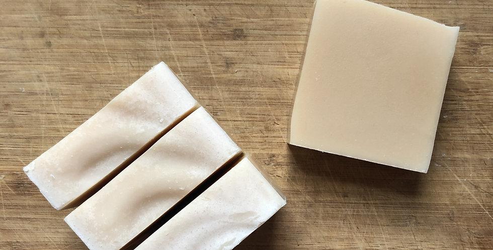 Goat Milk Soap (Unscented)