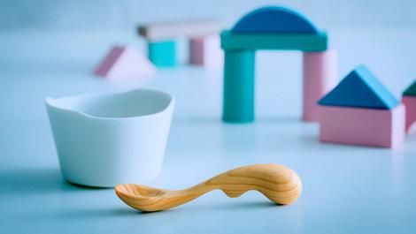 elephant spoon