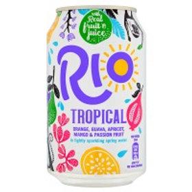 120. Rio Tropical 330ml 24X