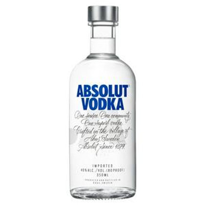 249. Absolut Vodka 70CL