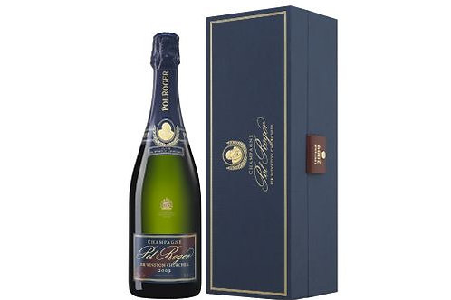 349. Champagne Pol Roger Cuvee Sir Winston Churchill 2009