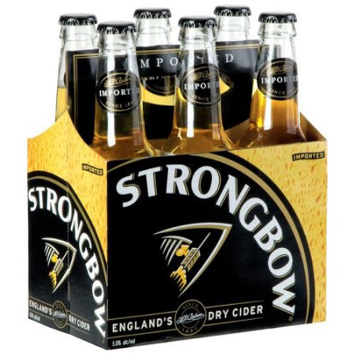 Strongbow x6