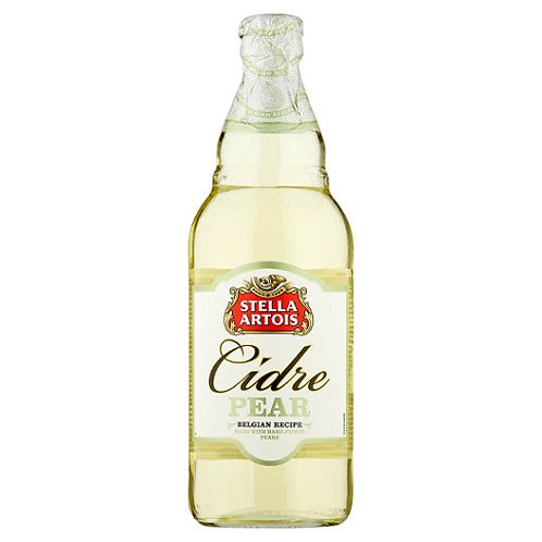 65. Stella Artois Cidre Pear 568ml (Single)
