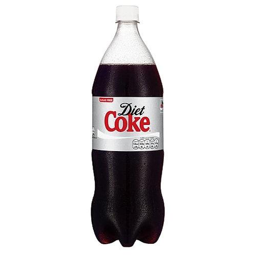 63. Diet Coca-Cola 1.5L