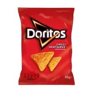 36. Doritos Chilli Heatwave 110g bag