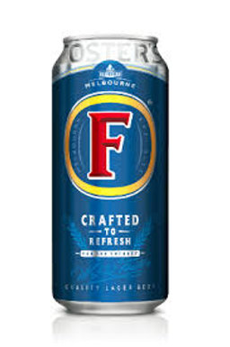 86. Fosters (24 Cans)