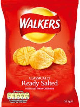 35. Walkers Ready Slated