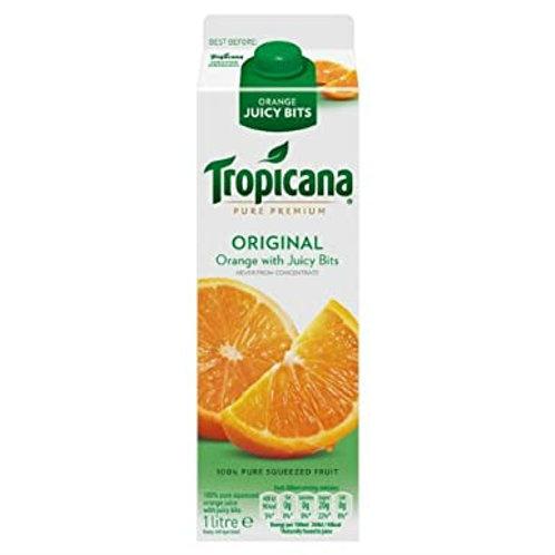 45. Tropicana Original Juice 1L