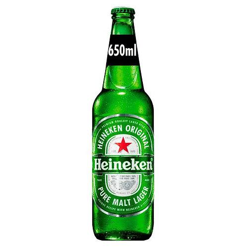 336. Heineken Premium Lager Beer Bottle