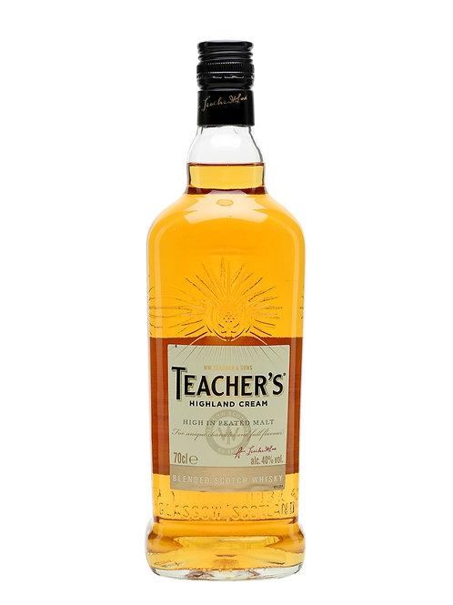 291. Teacher's Scottish Whiskey 20CL