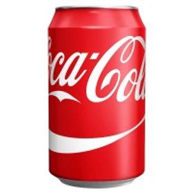 131. Coca Cola Classic 330ml 24X