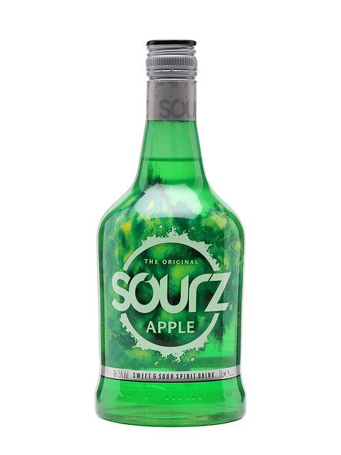 89. Sourz Apple 70cl