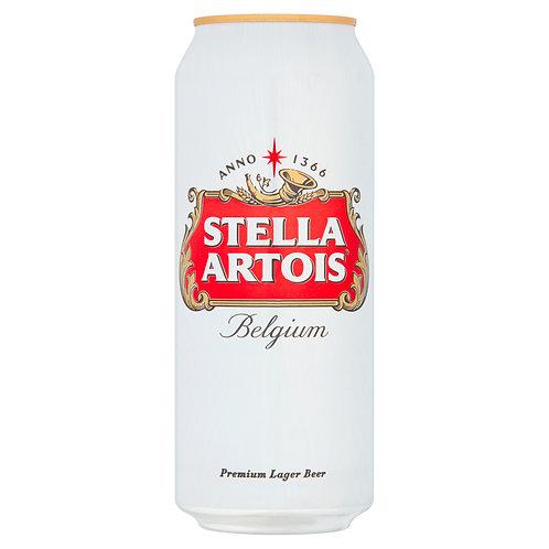 Stella Artois (24 Cans)