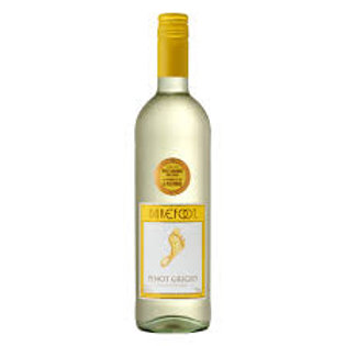 308. Barefoot Pinot Grigio 75CL