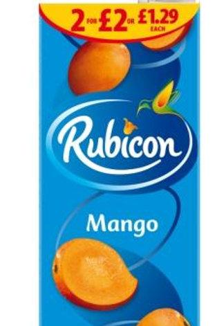 Rubicon Mango Juice 1L