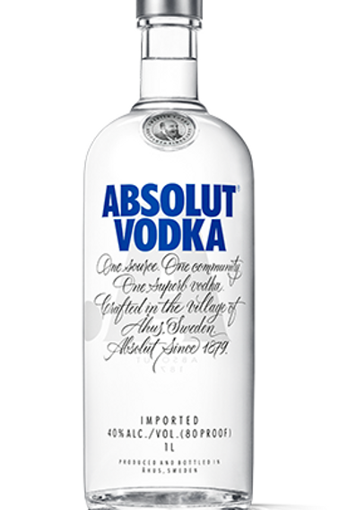 221. Absolute Vodka