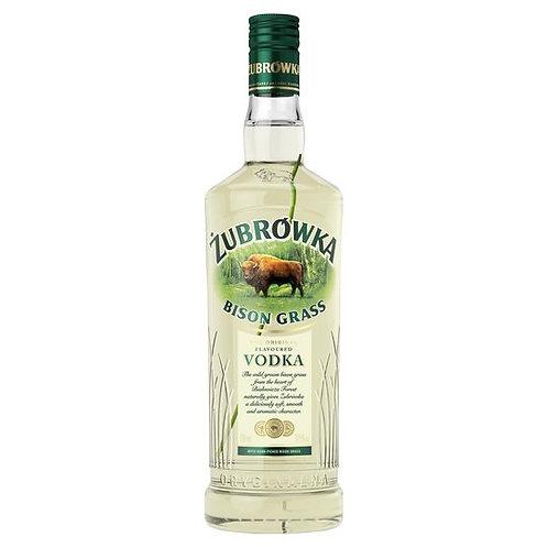 281. Zubrowka Bison Grass Vodka 75CL
