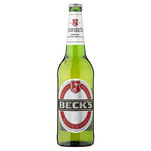 80. Becks (24 Bottles)