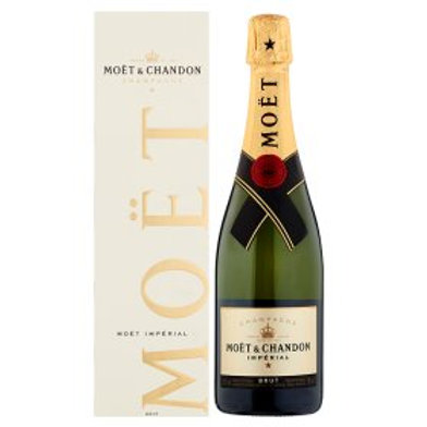 156. Moet & Chandon Imperial Brut Non Vintage Champagne