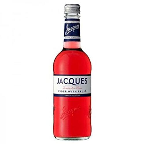 68. Jacques Fruit Cider 750ml (Single)