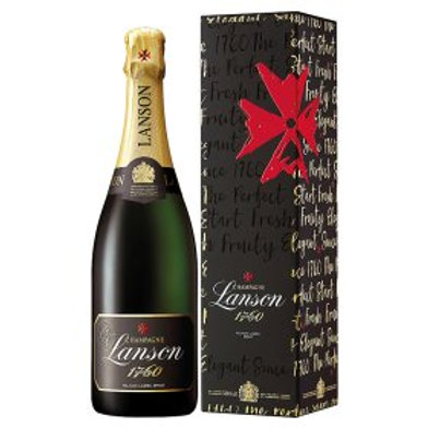 149. Lanson Champagne Black Label Brut