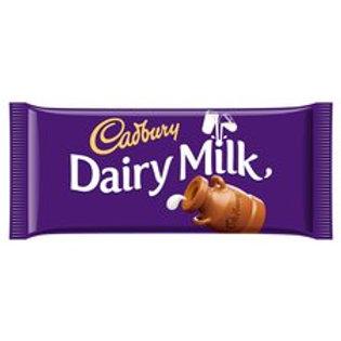 28. Cadburys Dairy Milk