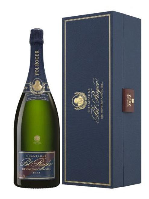 345. Champagne Pol Roger Cuvee Sir Winston Churchill 2012 Magnum