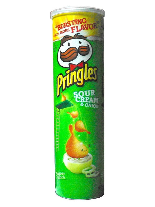 Pringles Sour Cream & Chive