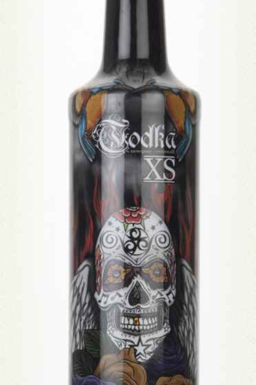 157. Todka XS Salted Caramel Vodka
