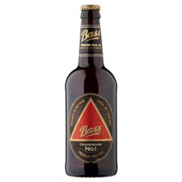 323. Bass Trademark No.1 Ale Beer Bottle