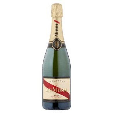 154. Mumm Champagne Brut