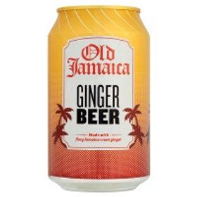 Old Jamaica Ginger Beer 330ml 24X